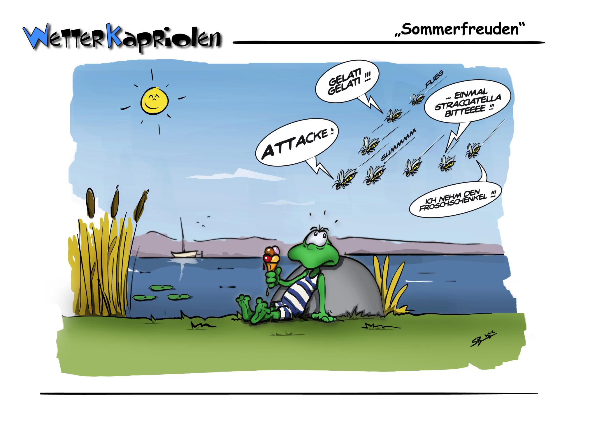 WetterKapriolen - Sommerfreuden