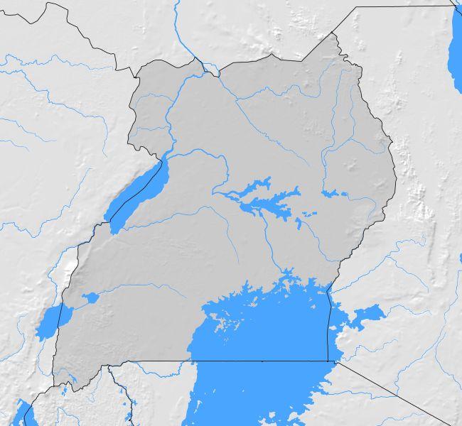 wetter uganda