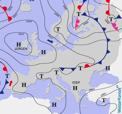 Windstärken deutschland rückblick
