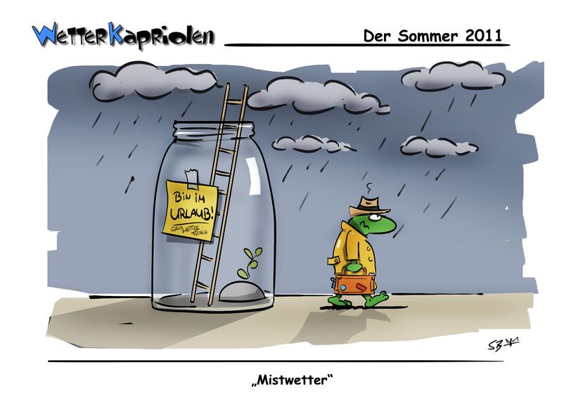 WetterKapriolen - Der Sommer 2011