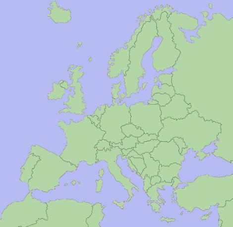 klima europa klimadiagramme und klimatabellen wetterkontor. Black Bedroom Furniture Sets. Home Design Ideas