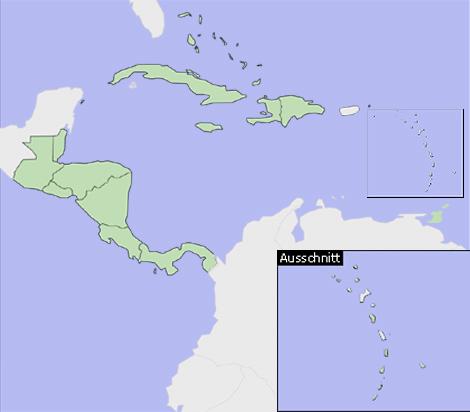 Mittelamerika Karte Staaten.Klima Mittelamerika Klimadiagramme Und Klimatabellen Wetterkontor