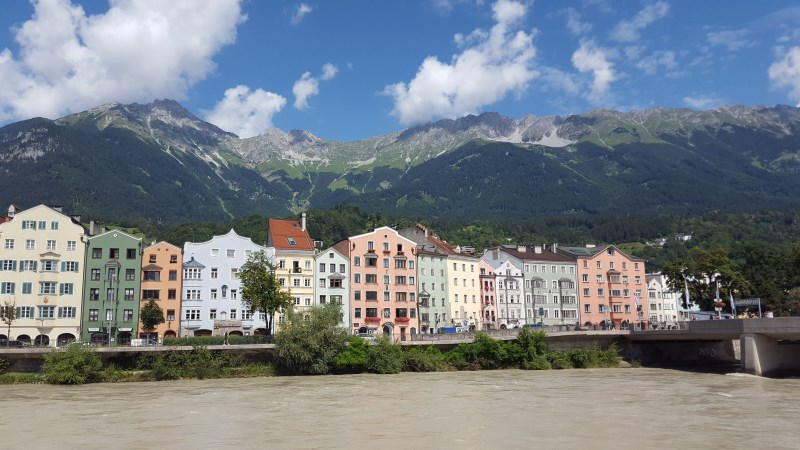 Wetter Innsbruck 7 Tage