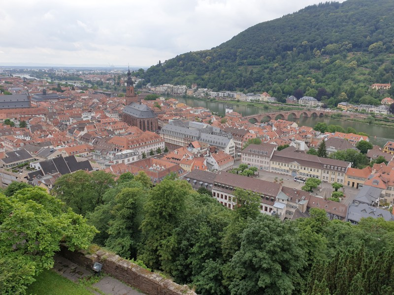 Wetter In Heidelberg Heute