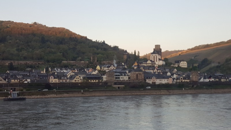 Oberwesel Wetter
