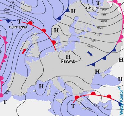 Conditions météorologiques 04.04.2020