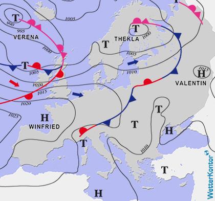 Conditions météorologiques 03.07.2020
