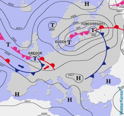 Conditions météorologiques 06.05.2021