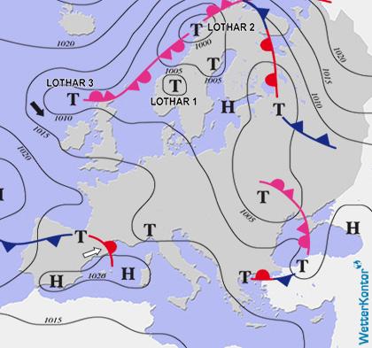 Aktuelle Wetterlage am 18.05.2021